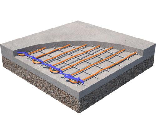 Outdoor Heating (SnowMelt)