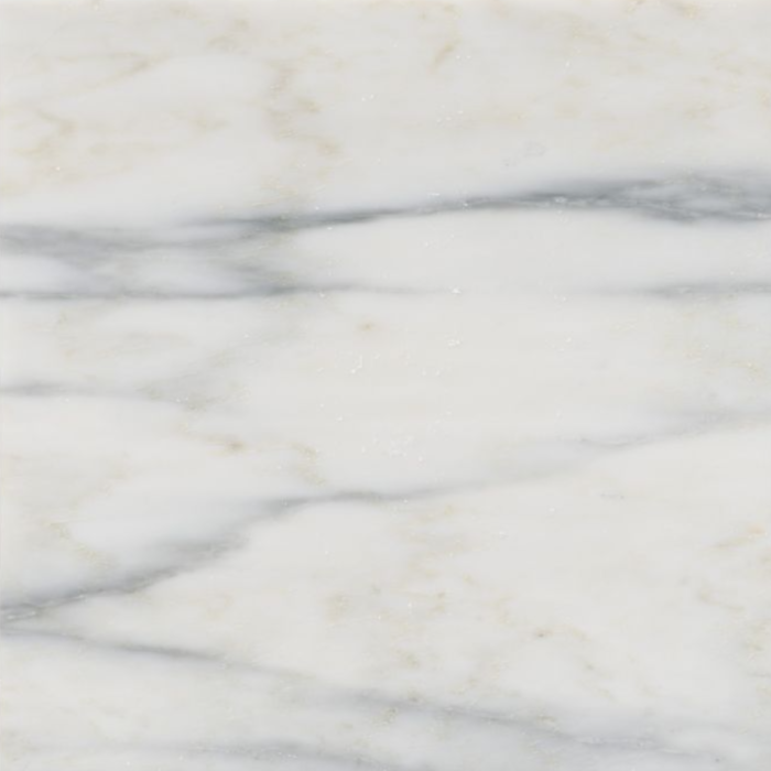 Hampton Carrara Polished Marble Tile