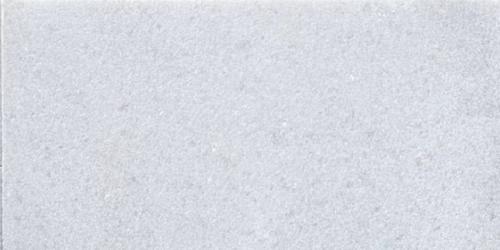 Hampton Carrara Marble Paver Sandblasted 6 x 12 x 1.25