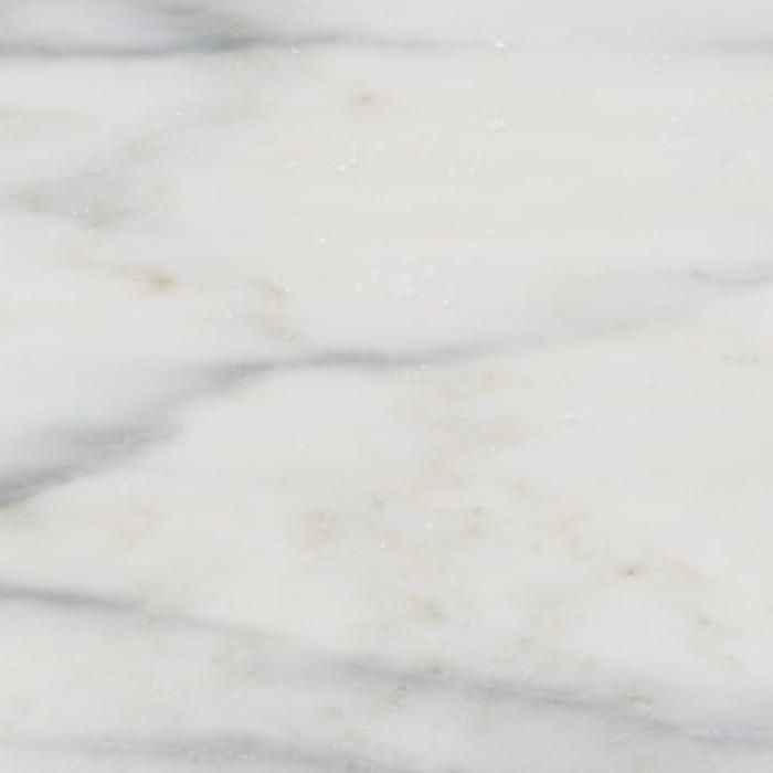 Hampton Carrara Polished Marble Tile