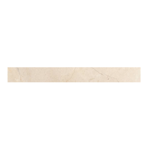 Happy Floors Atessa Natural Porcelain Bullnose 3x24