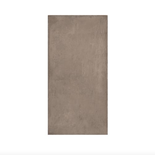 Iris Desire Brown Rectangular Floor Tile