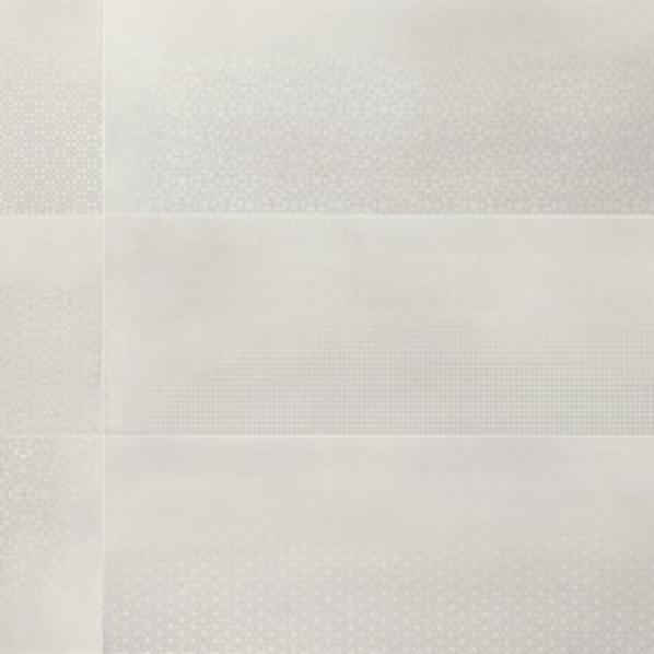 Iris Desire Deco Ivory Wall Tile 8x24