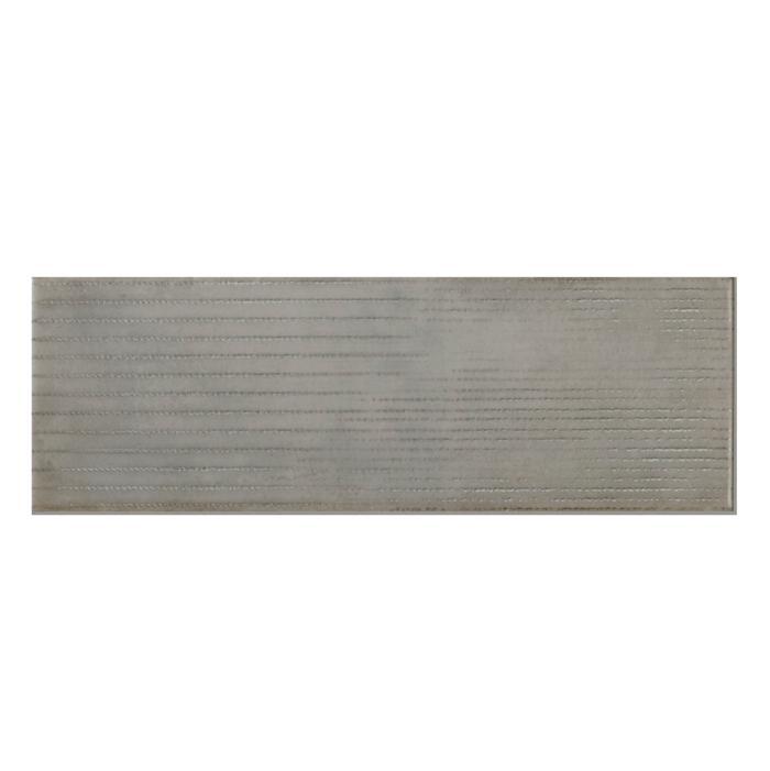 Iris Desire Grey Wall Tile Rectangle