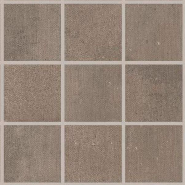 Iris Desire Mosaic 2x2 Brown Tile