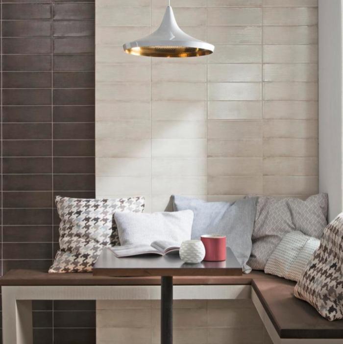 Iris Kitchen Ivory Wall Tile