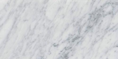 "Carrara White Marble Polished Subway Wall & Floor Tile 3""x6"""