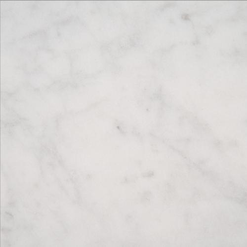 """Italia F Carrara White Marble Polished Tile 12""""X12"""""""