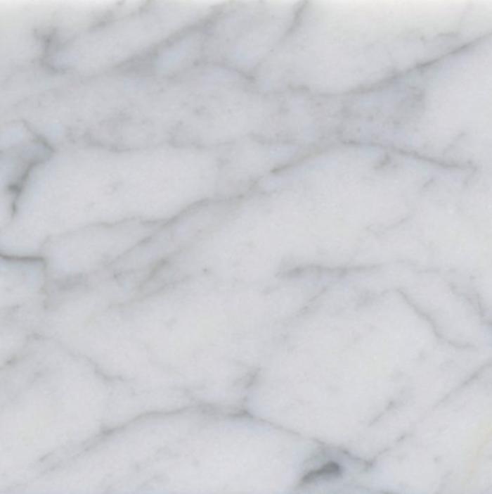 Italia F Carrara White Marble Polished Tile 12X12 vary