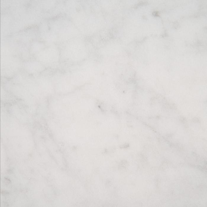 """Italia F Carrara White Marble Polished Tile 18""""x18"""""""