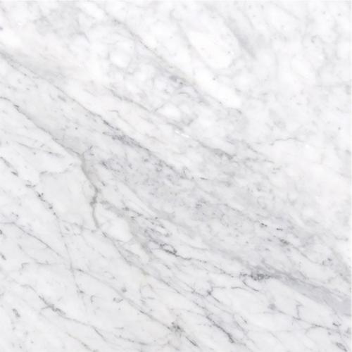 Hampton Carrara White Marble Collection