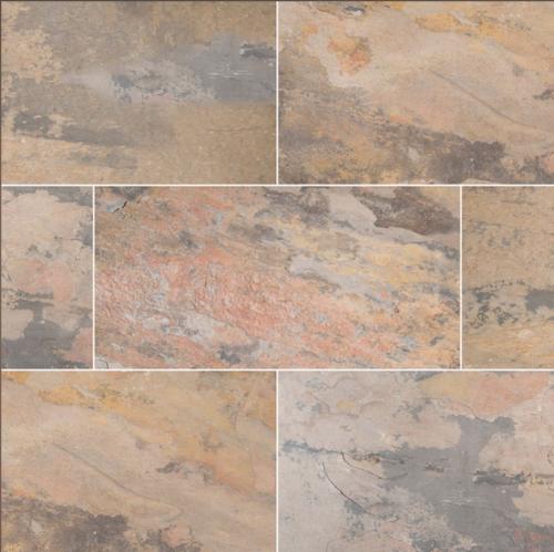 A. Ganges Slate 12x24 Tile