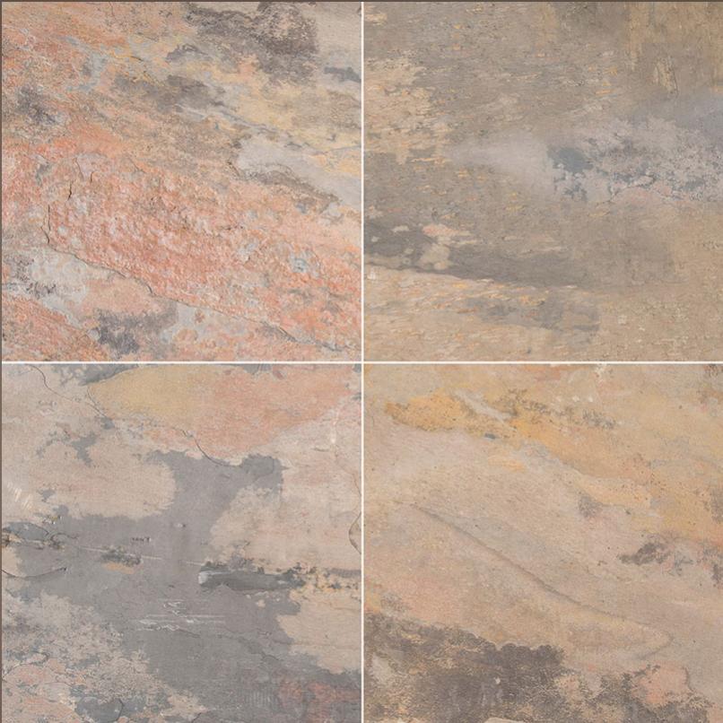 A. Ganges Slate 24x24 Tile