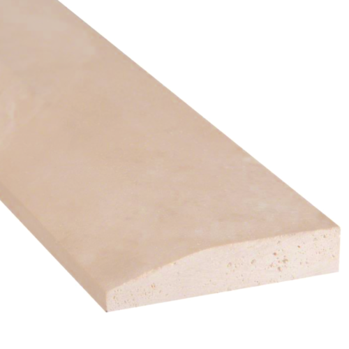 Durango Travertine Honed Single Hollywood Floor Threshold Reducer 4x36x0.75