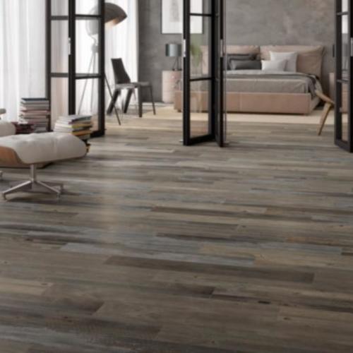 Happy Floors Barnwood Magma Porcelain Tile