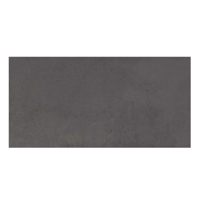 Happy Floors Iron Anthracite 12x 24 porcelain plank tile