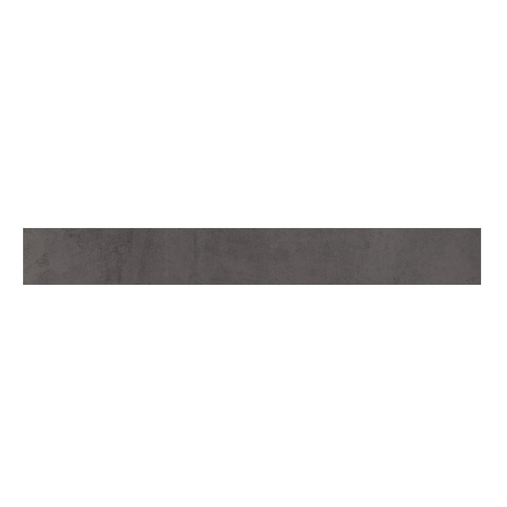 Happy Floors Iron Anthracite 3x 24 Bullnose