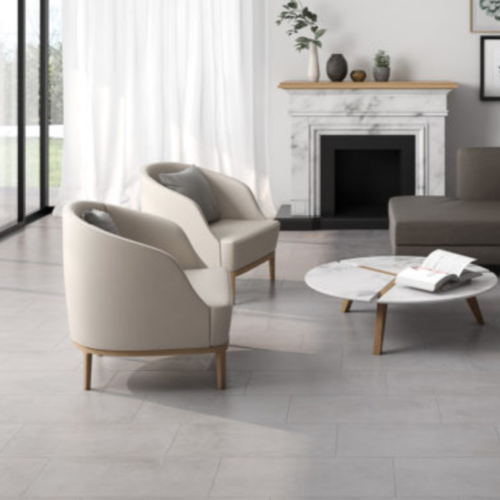 Happy Floors Iron Pearl Porcelain Floor and Wall Tile