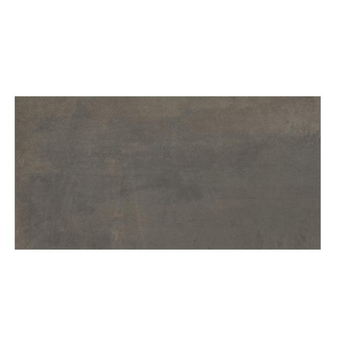 Happy Floors Iron Taupe 12x 24 porcelain plank tile