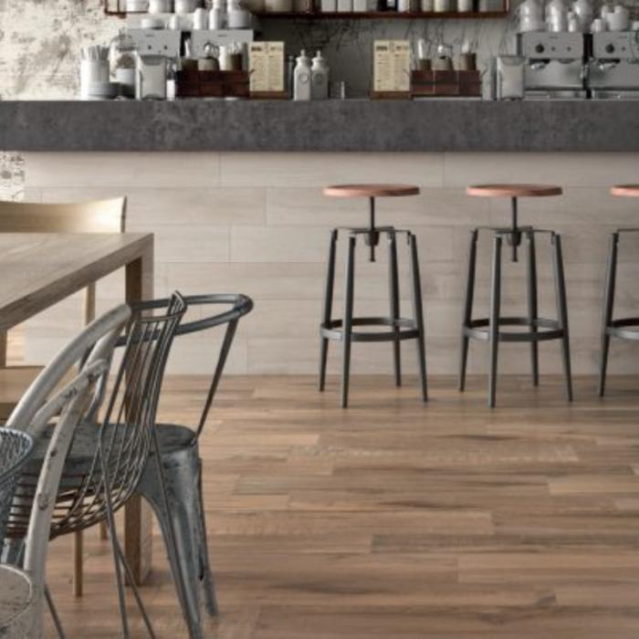Happy Floors Northwind Brown Cafe Indoor