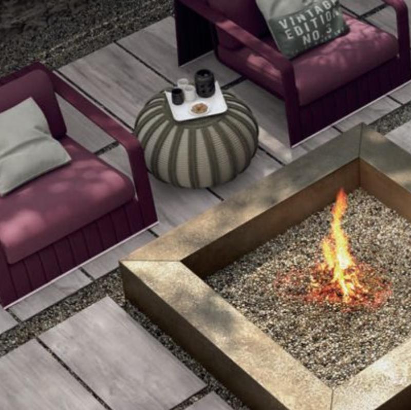 Happy Floors Northwind Grey outdoor