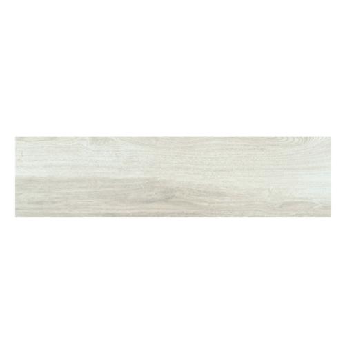 Happy Floors Northwind White 9x36 Porcelain Plank Tile