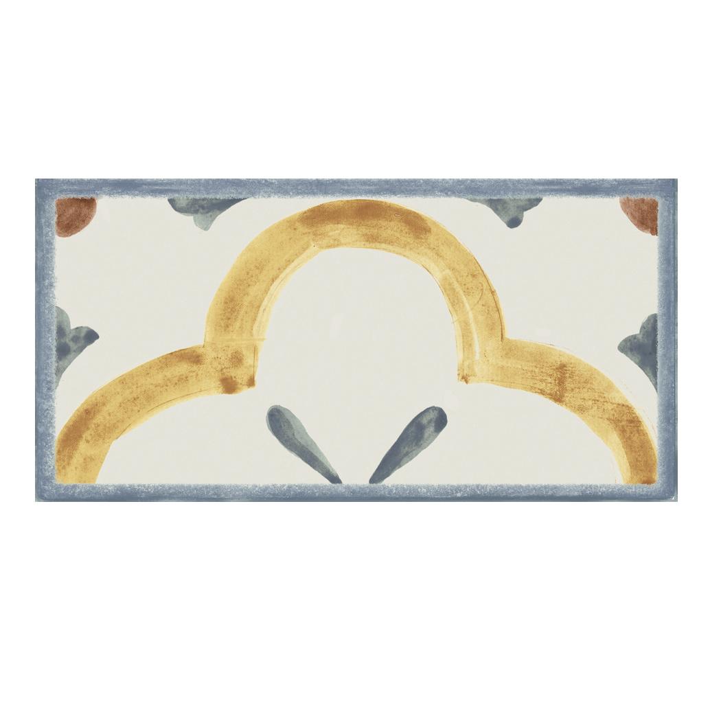 Iris Ceramica LOL White Deco Joy Art