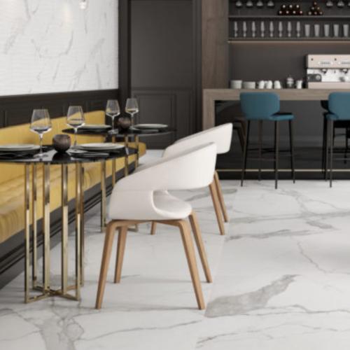 Matte Statuario Happy Floors Porcelain Tiles -2
