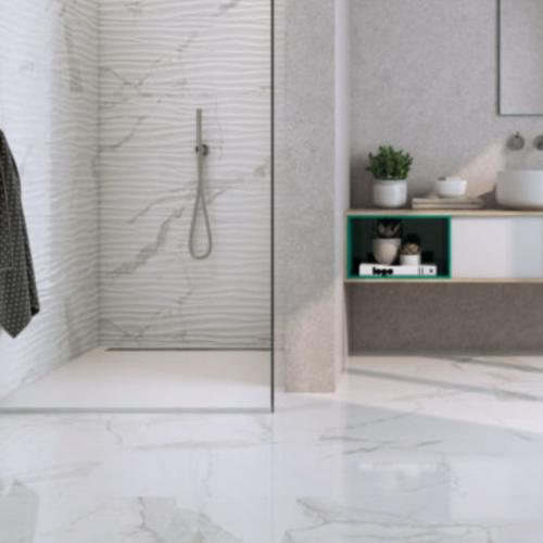 Matte Statuario Happy Floors Porcelain Tiles