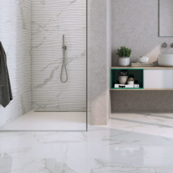 Matte Statuario Happy Floors Porcelain Tiles
