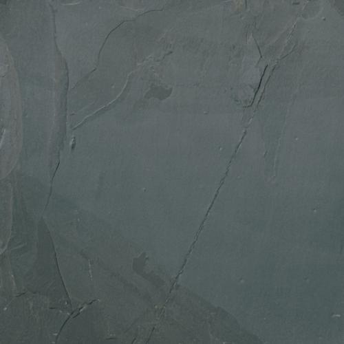 Mont Adoni Nero Slate Gauged Floor & Wall Tile - 12 x 12 in.