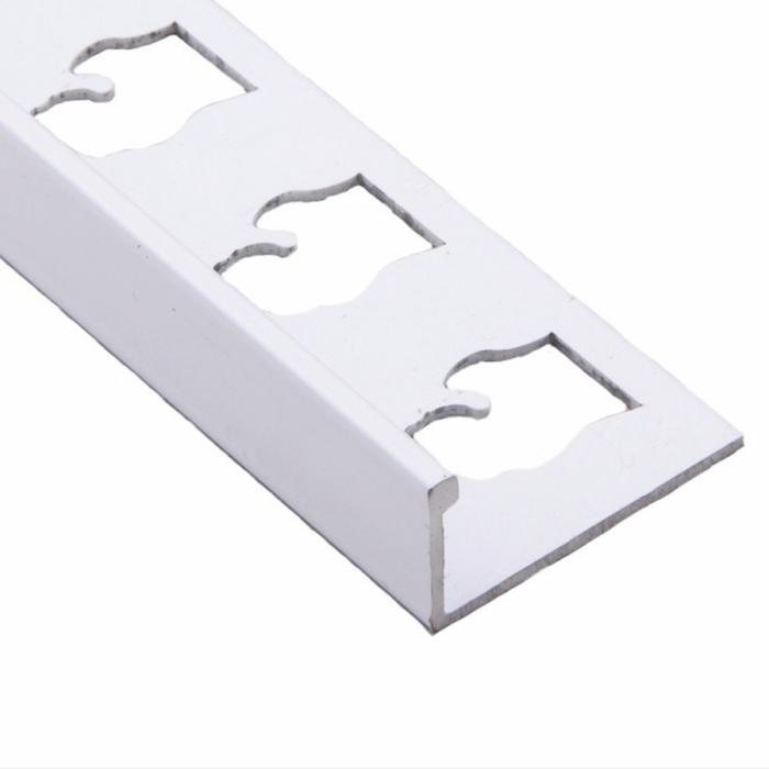 white l channel trim